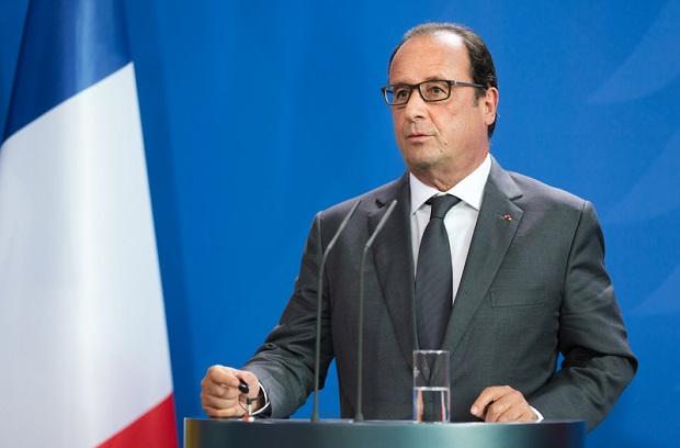 Francois Holland spotka się z przywódcami USA, Wlk.Brytanii, Niemiec i Rosji