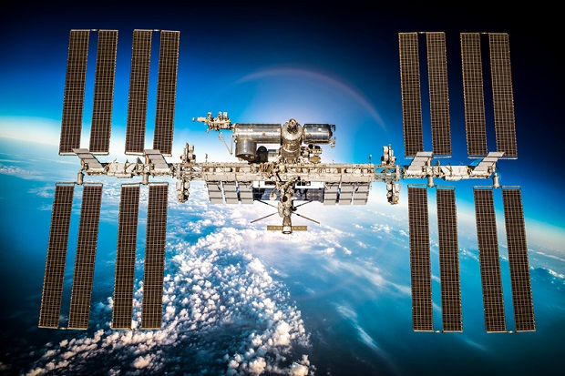 Niecodzienna transmisja z Międzynarodowej Stacji Kosmicznej