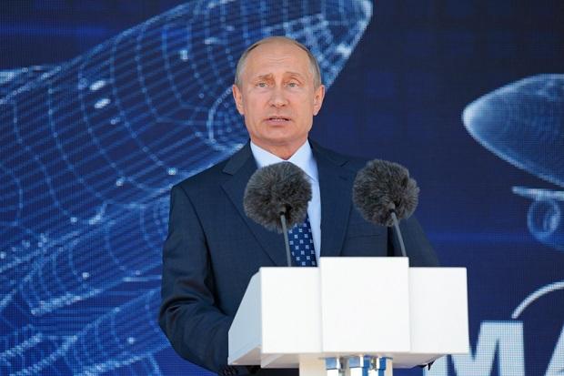 Putin o kandydatach na prezydenta USA