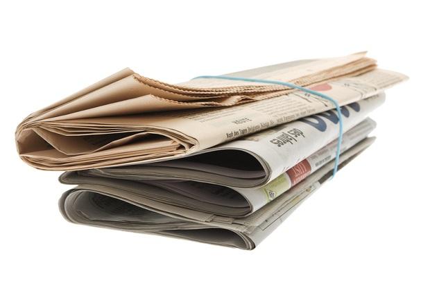 Dlaczego na Litwie wyrywają kartki z gazet?