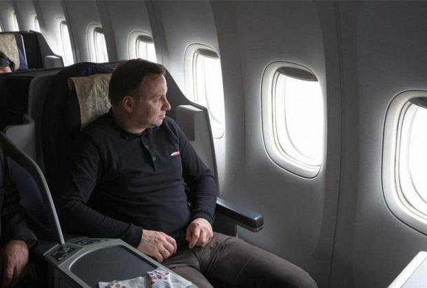 Afera o koszulkę Andrzeja Dudy