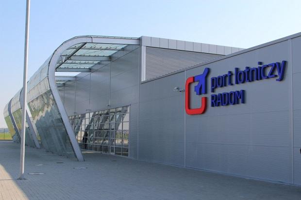 Spór wokół lotniska w Radomiu