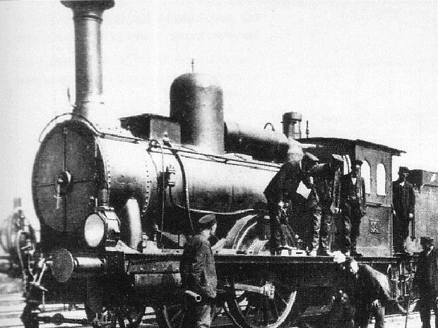Kolej Warszawsko-Wiedeńska wczoraj i dziś