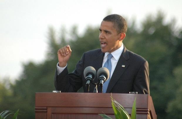 Barack Obama w Atenach o demokracji
