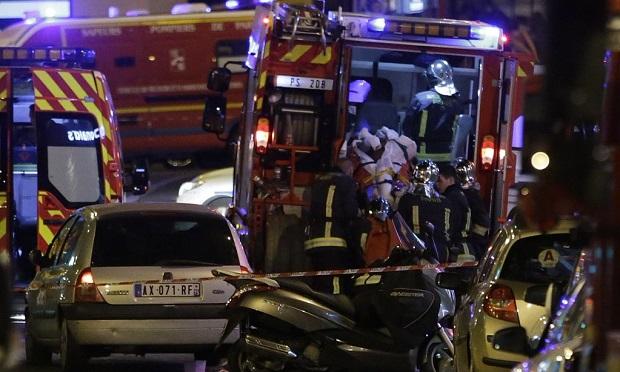 Służby specjalne o zamachach we Francji