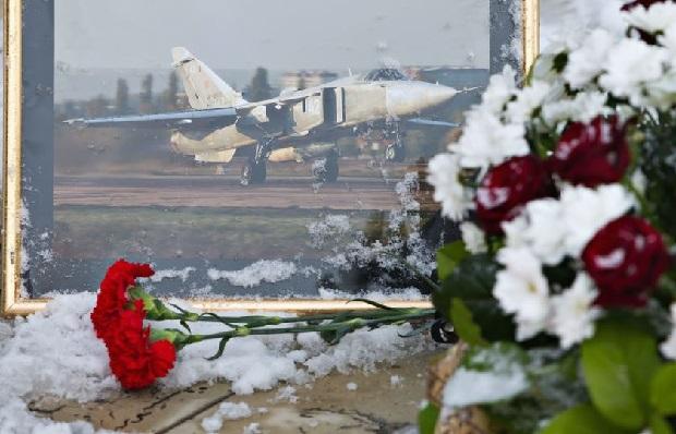 Turcja przekaże Rosji ciało pilota zestrzelonego bombowca