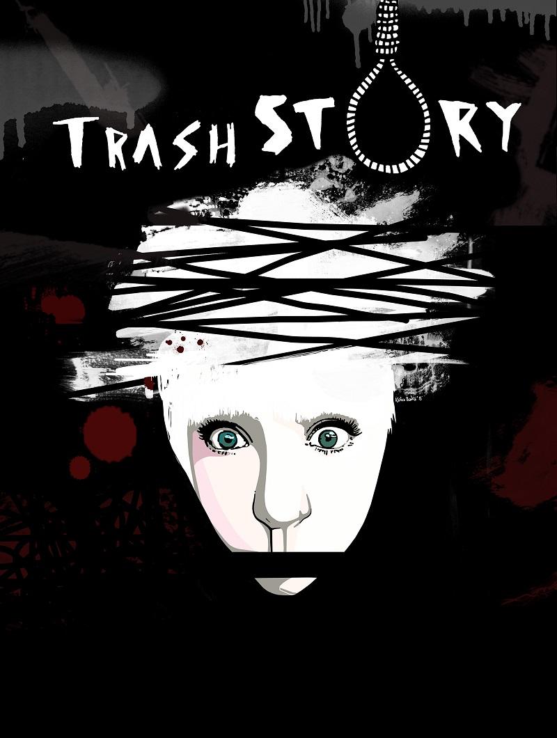 """Spektakl na podstawie sztukiMagdy Fertacz """"Trash Story"""" na Manhattanie"""