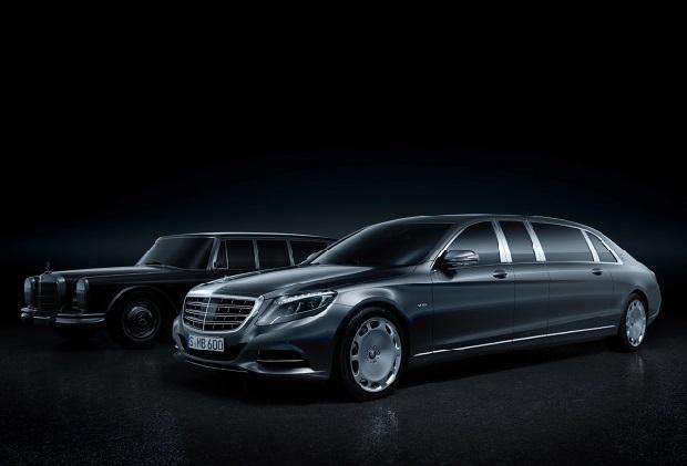 Mercedes-Maybach S 600 Pullman. Luksus za 2,7 mln zł