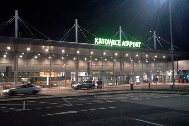 Katowice Airport w remoncie