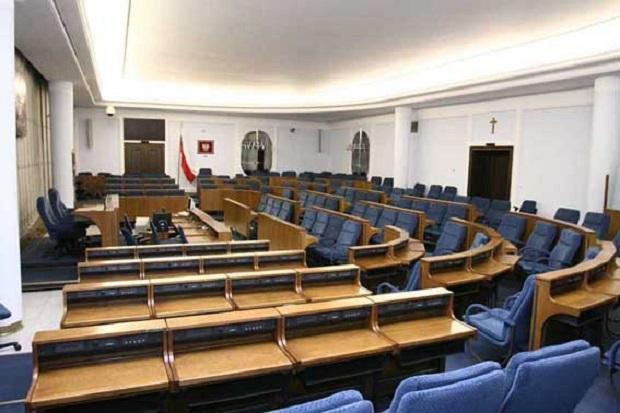 W Senacie po raz pierwszy w 27-letniej historii wniosek o utajnienie obrad