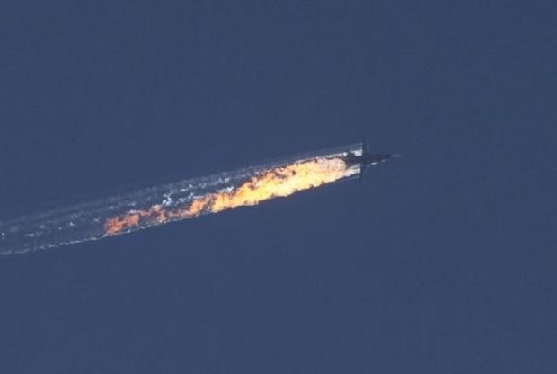Rosyjski pilot zaprzecza wersji Turków