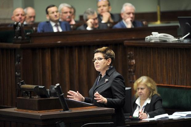 Sejm przyjął uchwałę o suwerenności Polski