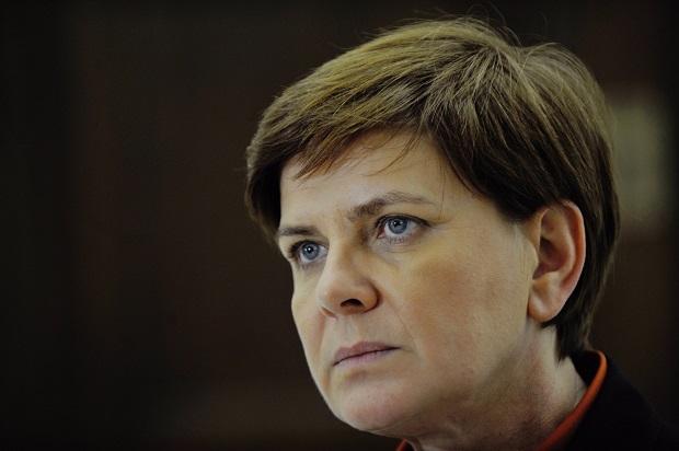 Premier Szydło na szczycie przywódców unijnych w Brukseli
