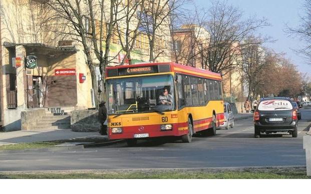 """Linia """"B"""" najpopularniejsza w Tarnobrzegu"""