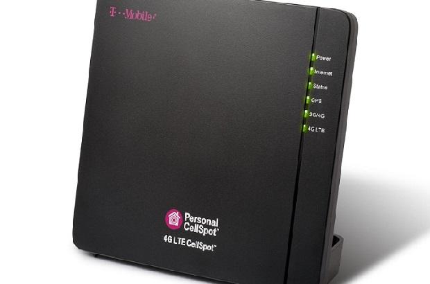 Nowa wieża komórkowa T-Mobile tworzy sygnał 4G LTE