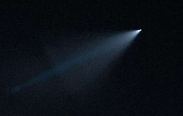 UFO, kometa czy bomba atomowa? Panika w Kolorado
