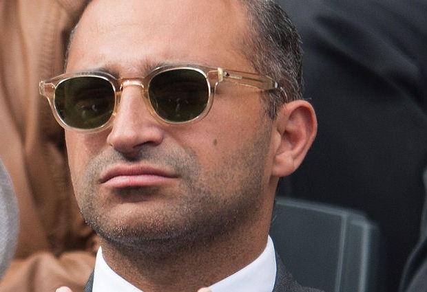 Syn ministra spraw zagranicznych Francji w areszcie