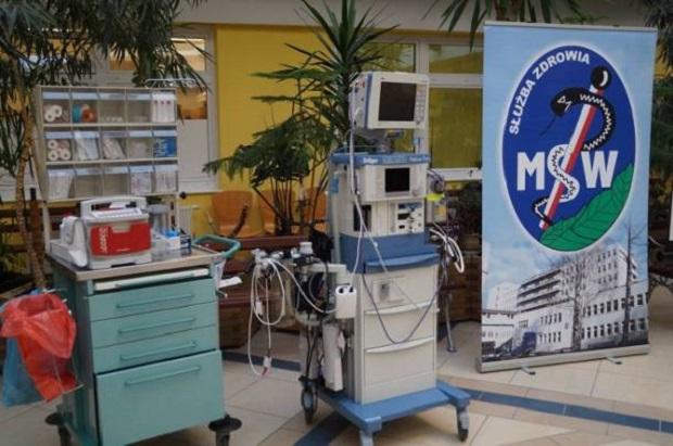 Nowy sprzęt medyczny niezbędny w radioterapii dzieci
