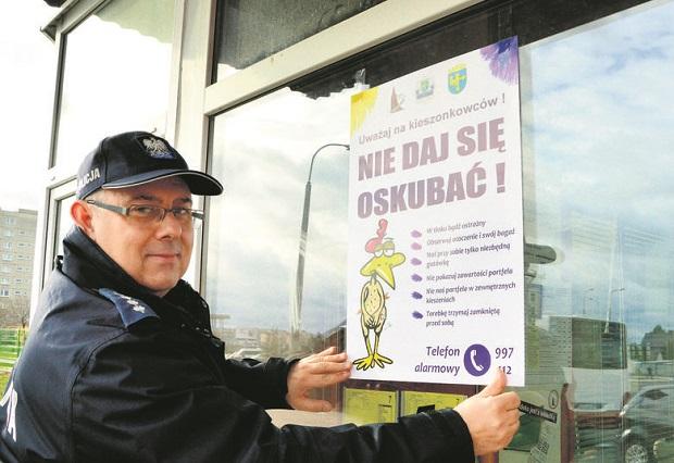 """""""Nie daj się oskubać"""". Ruszyła kampania policji i opolskiego MZK"""