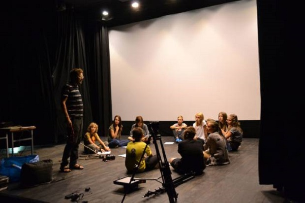 Opolskie Centrum Kultury kształci młodych reżyserów