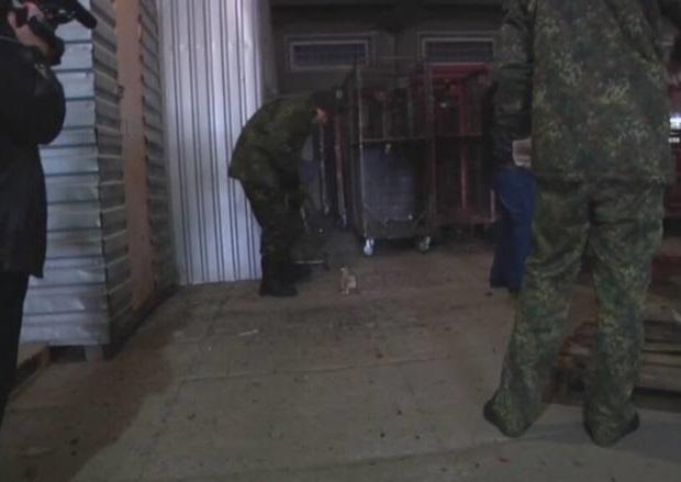Urzędnik poczty na Ukrainie popełnił samobójstwo. Zamknął się w magazynie i… zdetonował granat