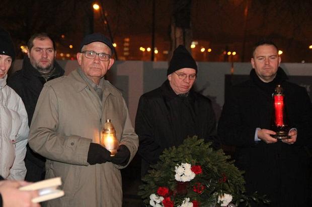 Gdańsk – obchody rocznicy Grudnia '70.