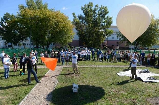 Na UMK naukowcy dokonają startu balona stratosferycznego