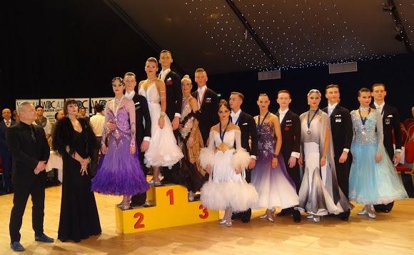 Polonijni tancerze Ania i Patryk już po raz siódmy mistrzami świata.