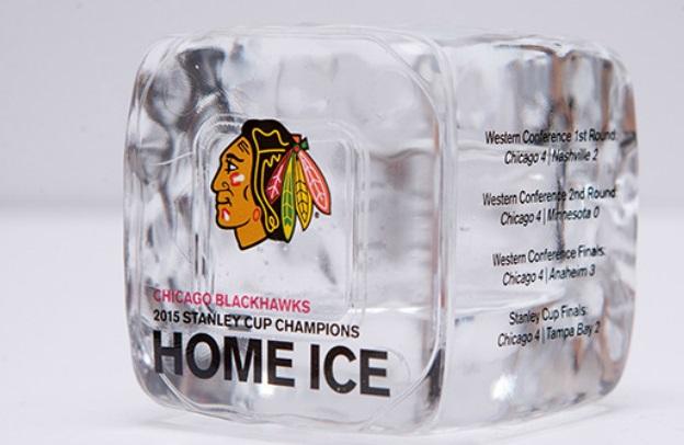 Lód Chicago Blackhawks na sprzedaż…