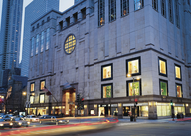 Wyciek chloru w hotelu w centrum Chicago