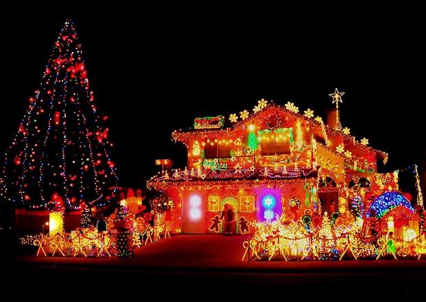 Najpiękniej udekorowane miasteczka na Boże Narodzenie