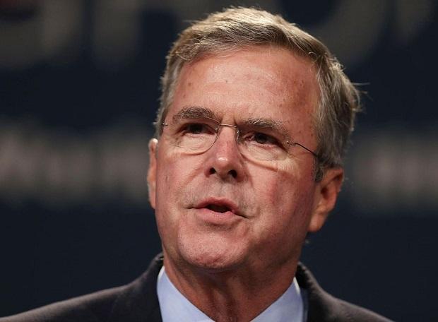 Jeb Bush chwali gubernatora Michigan za działania ws. kryzysu wodnego we Flint
