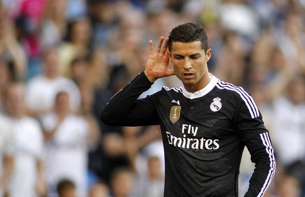 Po raz pierwszy od 47 spotkań Ronaldo nie zagra w ligowym meczu