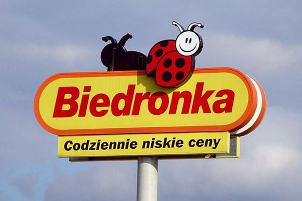 Pracownicy Biedronki protestowali w Warszawie