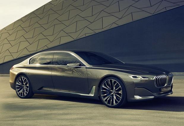 BMW Serii 9 powstanie w 2020 roku