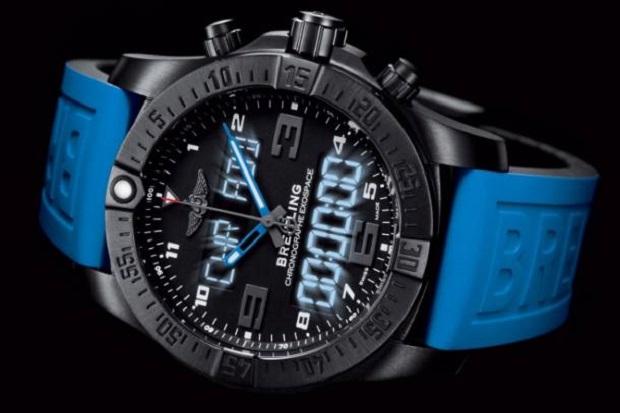 Breitling wchodzi na rynek smartwatchy z modelem Exospace B55