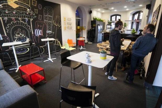 Google Campus Warsaw: przy dobrej kawie możesz poznać inspirujących ludzi