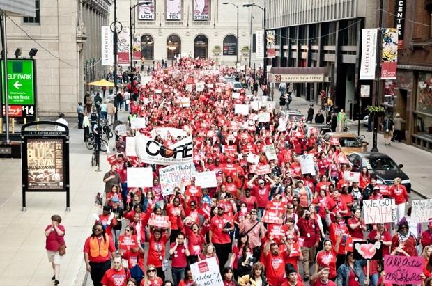 Związek Nauczycieli Chicago przystąpił do głosowania ws. strajku