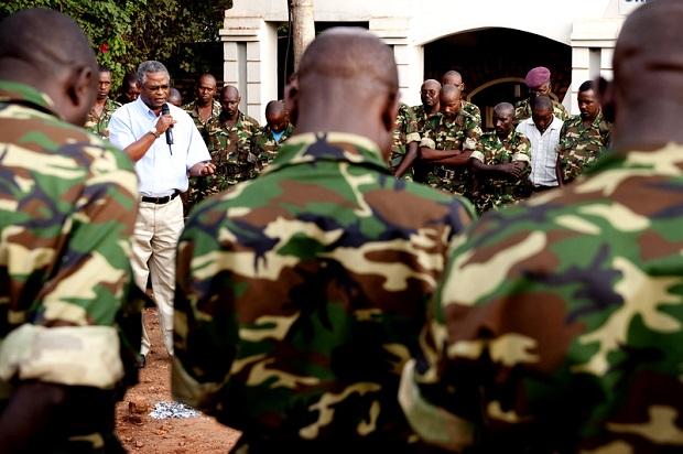 Krwawa noc w Burundi: na ulicach znaleziono ponad 30 ciał
