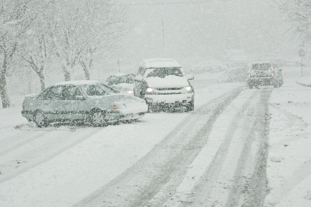 Zimowy kataklizm dotarł do wschodnich stanów USA