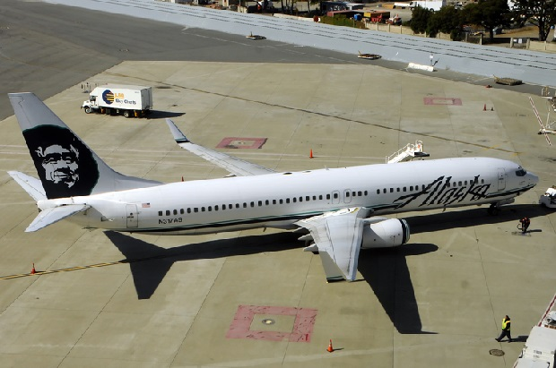Samolot lecący do Seattle zawrócił z powodu nagiego pasażera