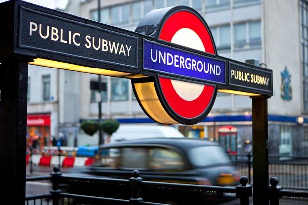 Darmowe metro w Londynie