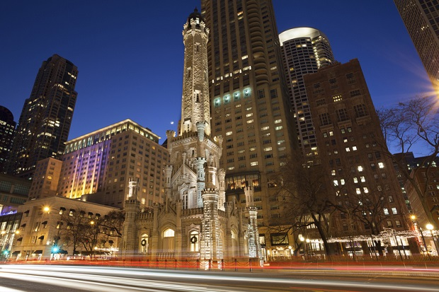 Wymiana ulicznego oświetlenia w Chicago