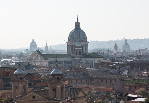 Zakaz ruchu kołowego w Rzymie
