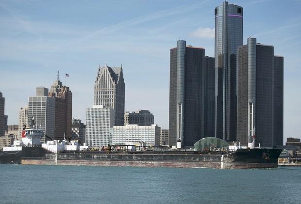 Detroit ma się powiększyć o 60 tys. mieszkańców do 2040 roku
