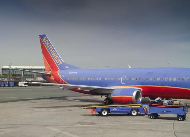 Przymusowe lądowanie samolotu z Chicago do San Francisco