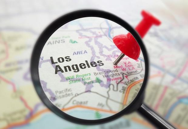 Ponad 1000 sztuk broni palnej w domu w Los Angeles
