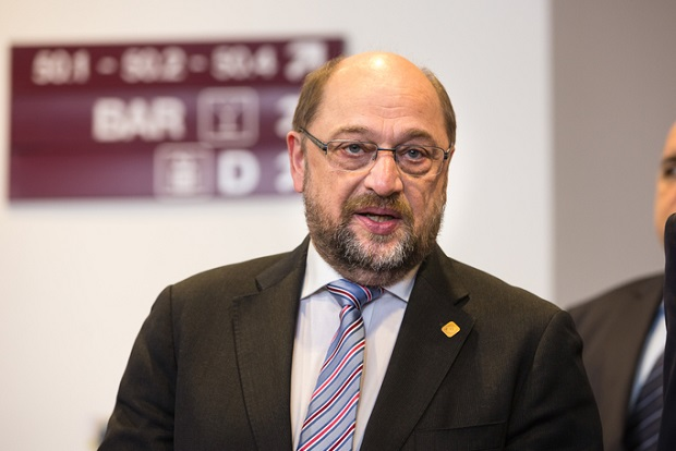 Schulz o spotkaniu z premier Beatą Szydło