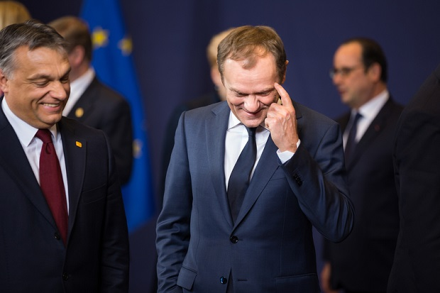 Tusk rozmawiał z Morawieckim o obsadzie stanowisk unijnych
