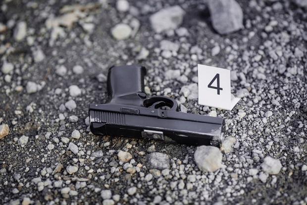Strzelanina przed hotelem w centrum Los Angeles